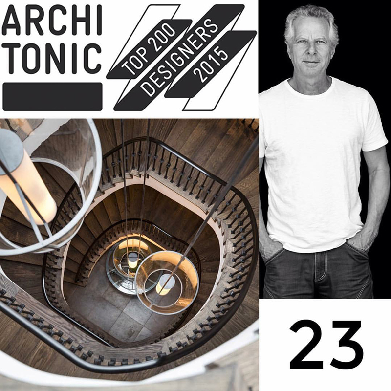 Architonic Top 200 Designers