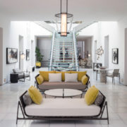 Lucerne Hanging Light - Holly Hunt Miami